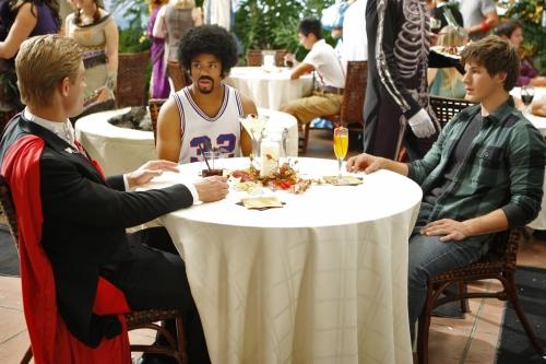 90210 Teddy, Liam e Dixon