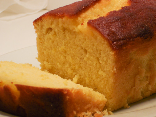 Homemade Butter Pound Cake From Scratch