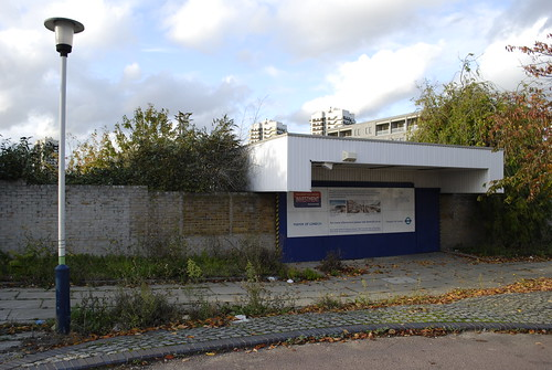 Former North Woolwich Station