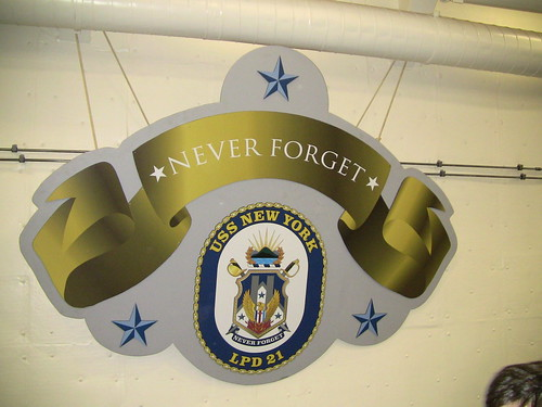USS New York Public Visitation by ussnewyork.