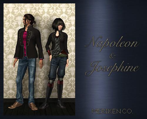 Napoleon & Josephine
