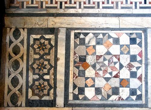 stone floors, topkapi palace, istanbul