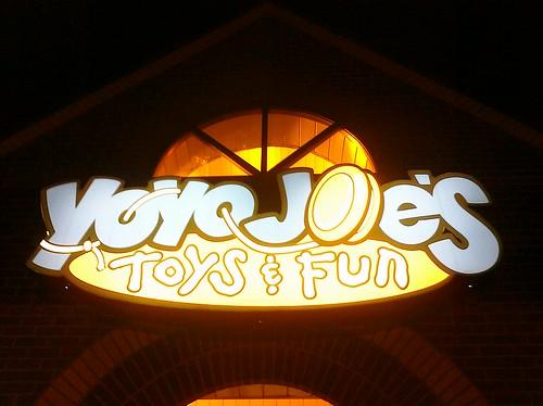 Yo-yo Joe's