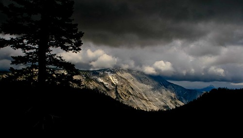 Photo of the Day: Somewhere Along Tioga Pass Road by Kevin Moore