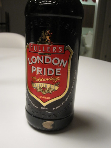 London Pride, left behind by Martin