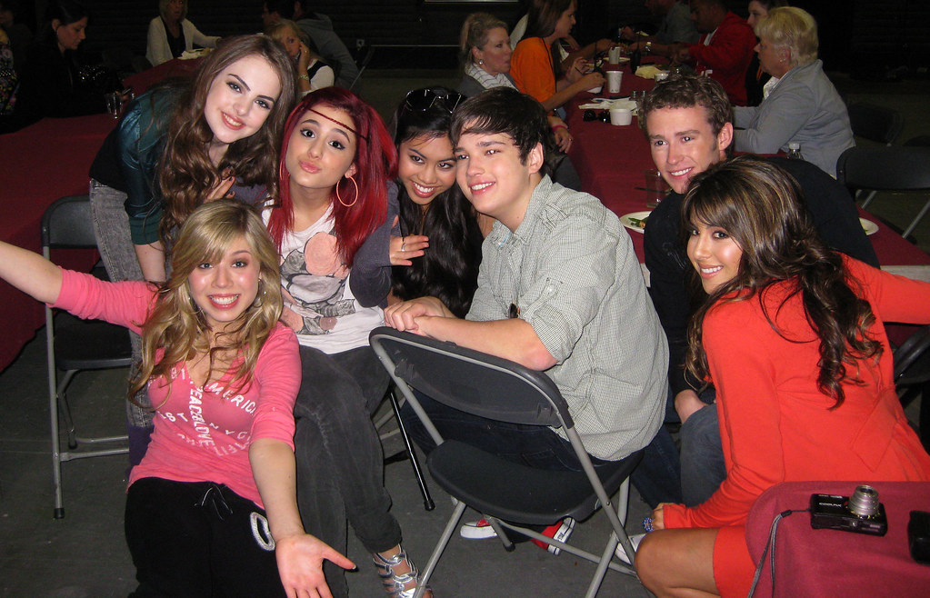 Victoria Justice Nathan Kress Jennette McCurdy