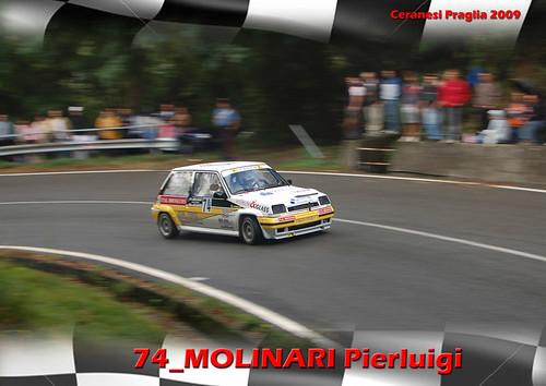 renault 5 gt turbo rally. 074 Molinari Renault 5 GT