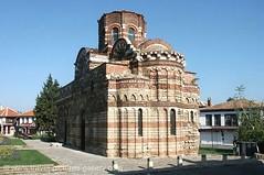 Nessebar Church of Christ Pantokrator (St. Hadrian Pilgrimages) Tags: pilgrimage bulgarian