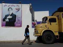 Mercedes Camper. Kairouan, Tunisia. (James Holme) Tags: africa northafrica tunisia kairouan mercedestrucks explorecouk mercedesbenzlseries ancientcarthagedesertoases