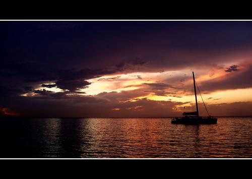 Jamaican Sunset 1