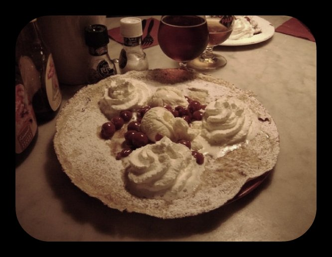 traditional dutch pancake