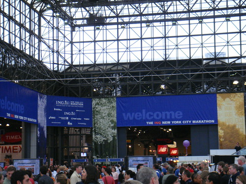 Entrada al Jacob K. Javits Convention Center