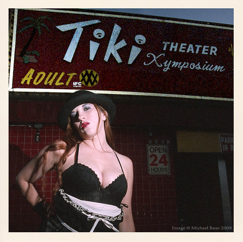 Allison Grace - Tiki Theater, Los Angeles