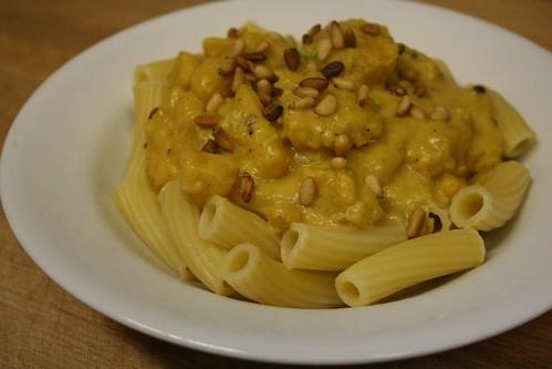 Creamy Squash Rigatoni Recipes — Dishmaps