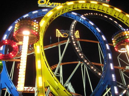 Rollercoaster, Hamburg