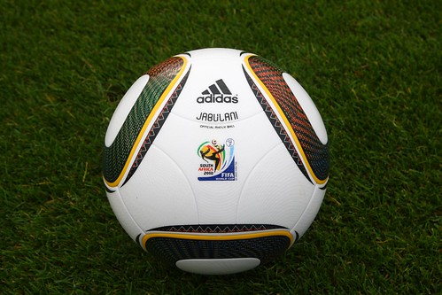 Thumb Jabulani: El Balón oficial de Adidas para el Mundial de Fútbol Sudáfrica 2010
