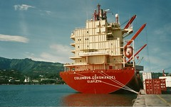 MS Columbus Coromandel