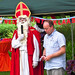 Sinterklaas with the Dutch ambassador