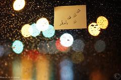 طق طق طق طق يامطر (MJ ♛) Tags: color macro colors rain night canon eos bokeh 60mm efs 40d