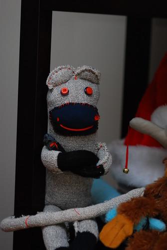 sock monkey 006