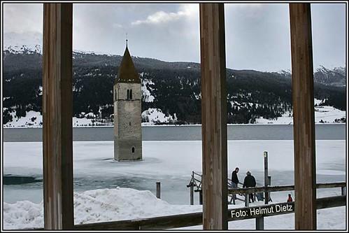 Reschensee - Lago di Resia