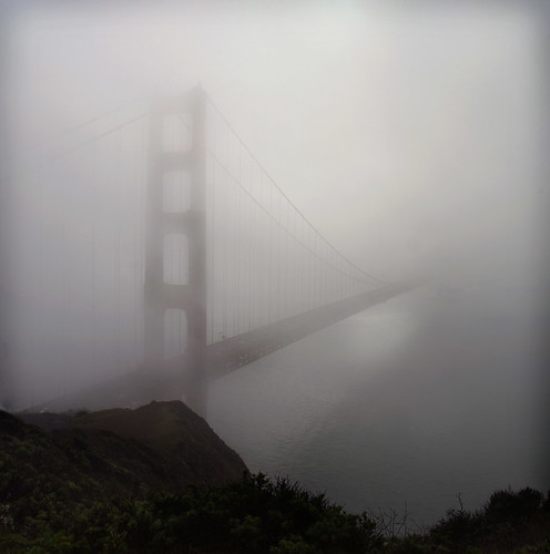 seduced by California; thwarted by fog