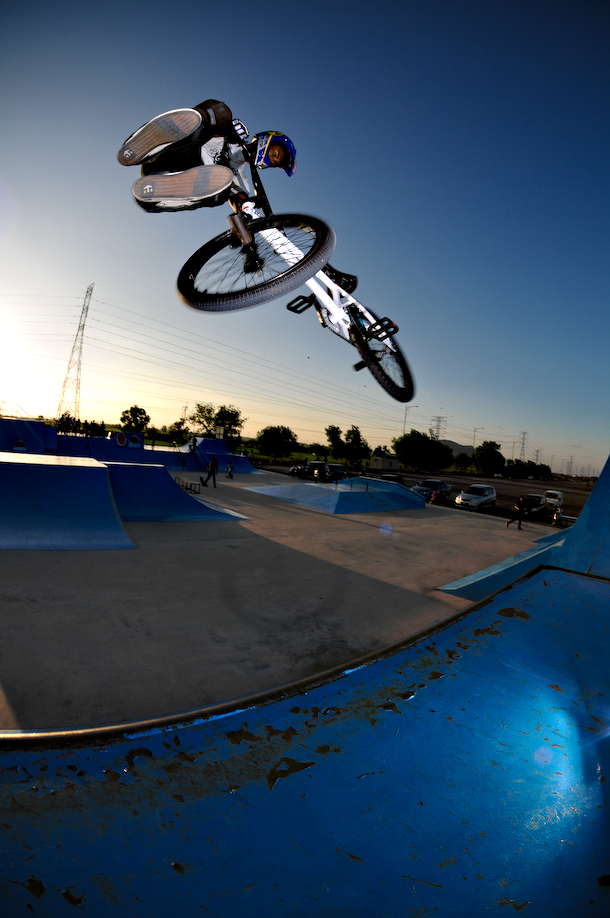 Tail Whip 180