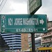 Calle Jorge Washington