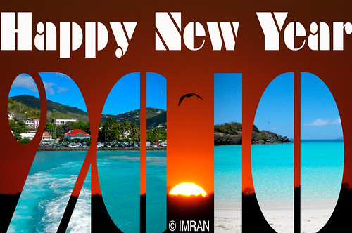 Happy New Year 2010 - IMRAN™