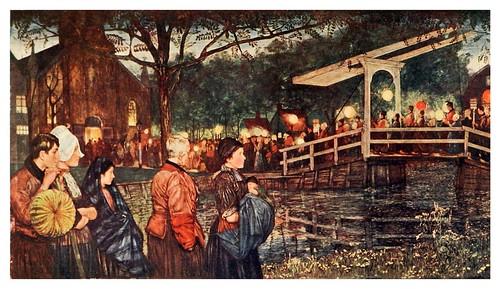 027-Procesion religiosa-Holland (1904)- Nico Jungman