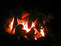 Campfire #2 (Trystian Sky) Tags: wood camping night fire olympus campfire c4040 c4040z olympus4040z 4040z olympus4040zoom