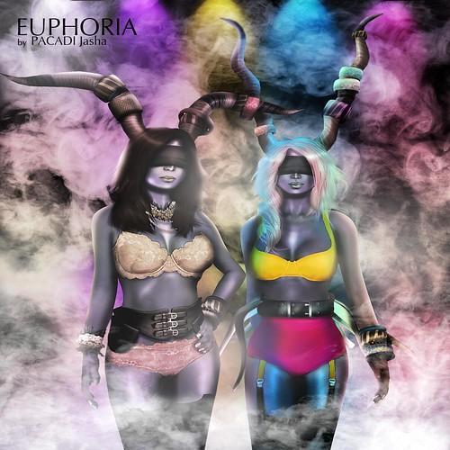 EUPHORIA by PACADI Jasha 2010