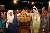 Eine deutsch-marokkanische Hochzeit in Erfoud, Marokko.