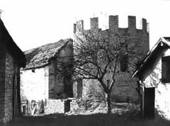 Cour du Donjon