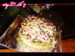 puf (STYL!SH) Tags: camera cute cake nokia nice shot little sweet flash small puf n95