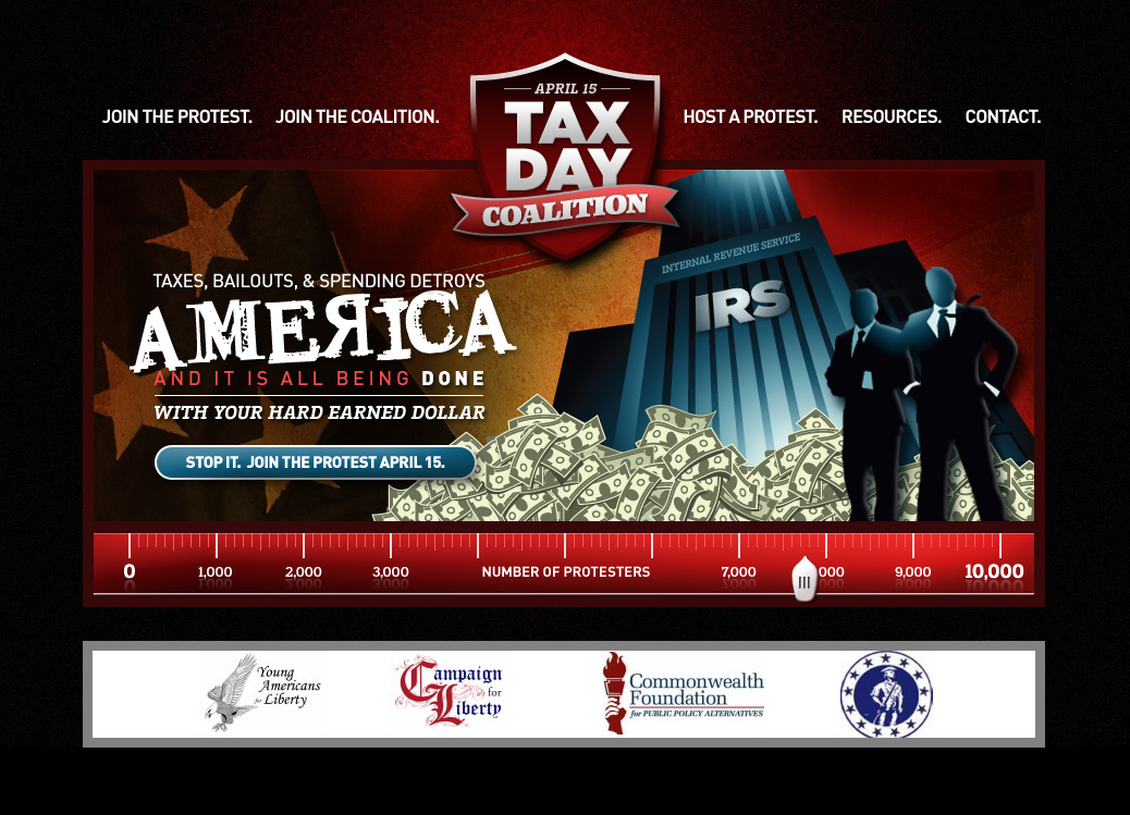 Tax Day Coalition
