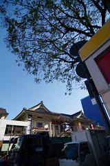 歌舞伎座*くじ売り場 22年1月