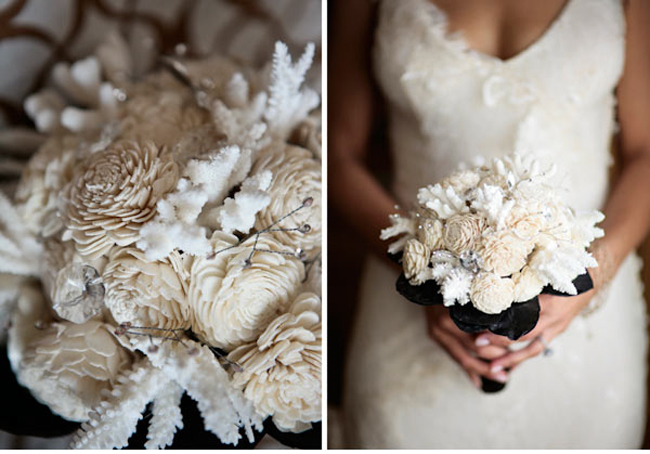 balsa-wood-winter-wedding-bouquet