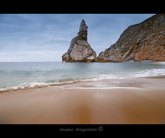 Praia da Ursa - Portugal (N) Tags: sunset holiday seascape praia beach portugal atardecer mar sand agua europe playa paisaje marino ursa oceano waterscape the4elements noeliamagnusson wwwnoeliamagnussoncomnnoemagnusson nmagnusson