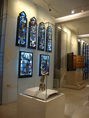 Room 10: Devotion and Display, Medieval & Renaissance Europe Galleries at the V&A.