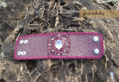 (Pinq Industry) Tags: leather pedra couro