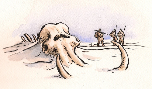 who killed the mammoths 3