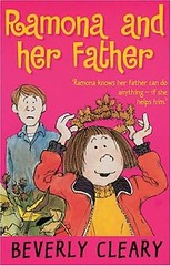 4339803382 db89ae4906 m Top 100 Childrens Novels #94: Ramona and Her Father by Beverly Cleary