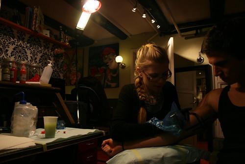 bright side tattoo