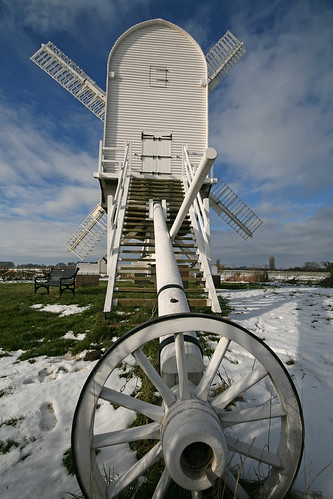 Chillenden Mill