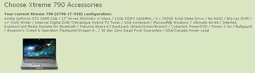 Xtreme 790 Aprox: $7,334.16