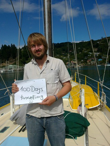 100 Days travelling