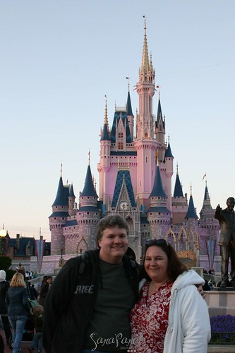 Valentine's Day at Magic Kingdom