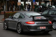 Porsche 997 GT3 MKZwei. (Tom Daem) Tags: porsche knokke mkii gt3 997 heist