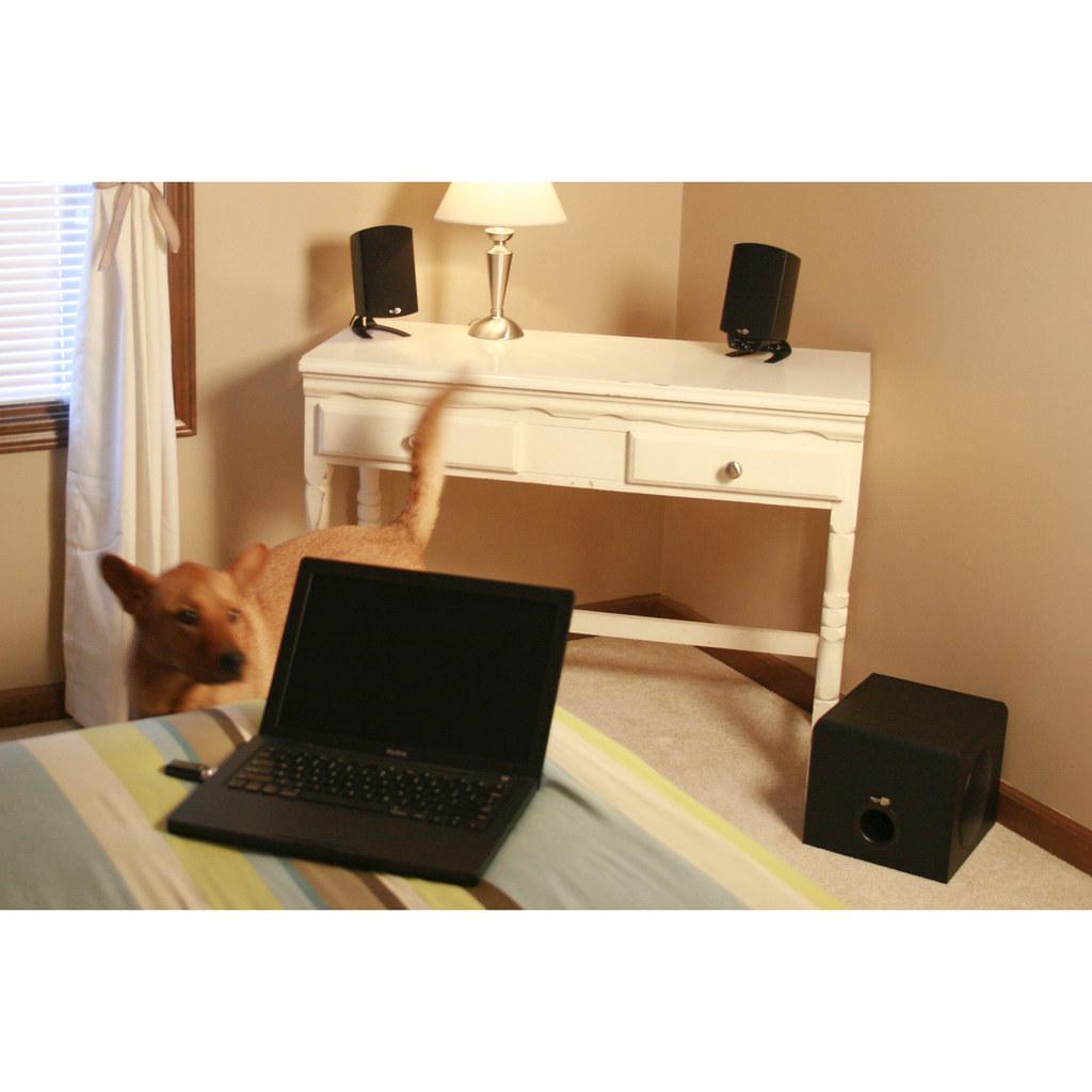 ProMedia 2.1 Wireless Computer Speakers